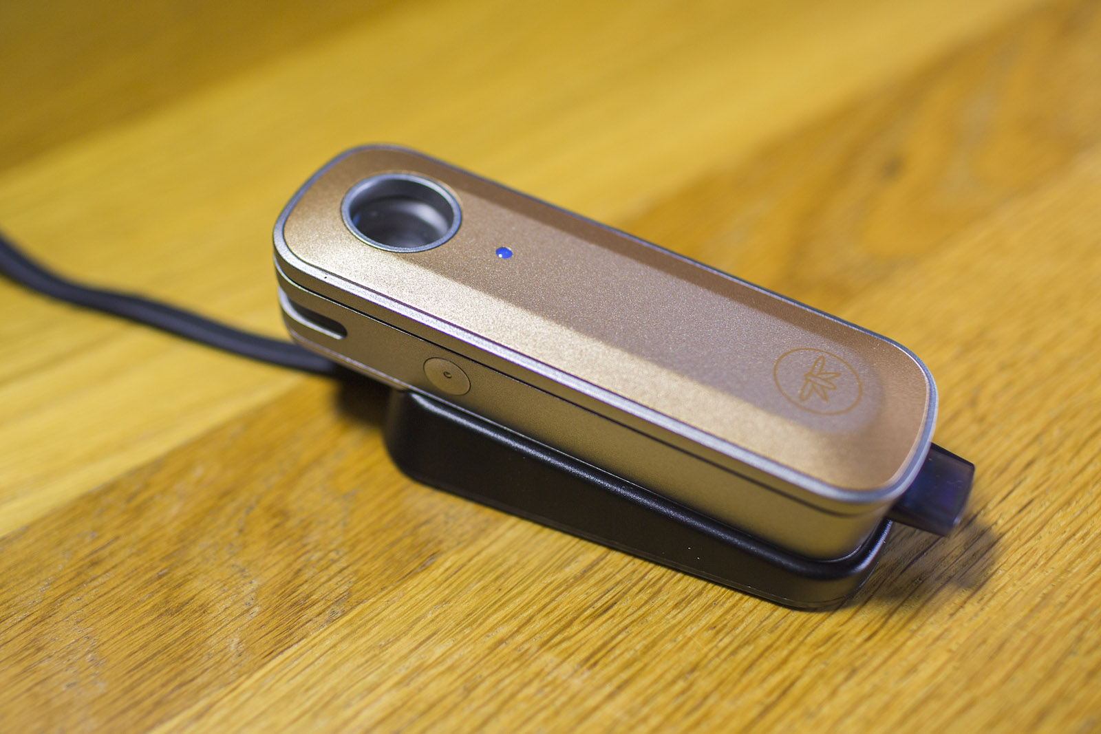 Firefly 2 - on its dock