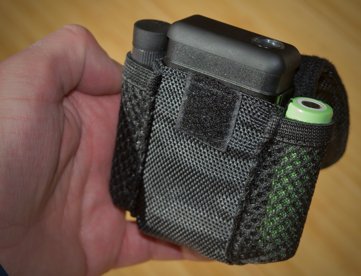 """ArGo: carry a spare """"Aroma Tube"""" and battery"""