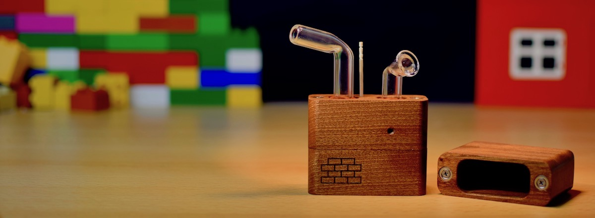 Sticky Brick Junior - 1200 x 440