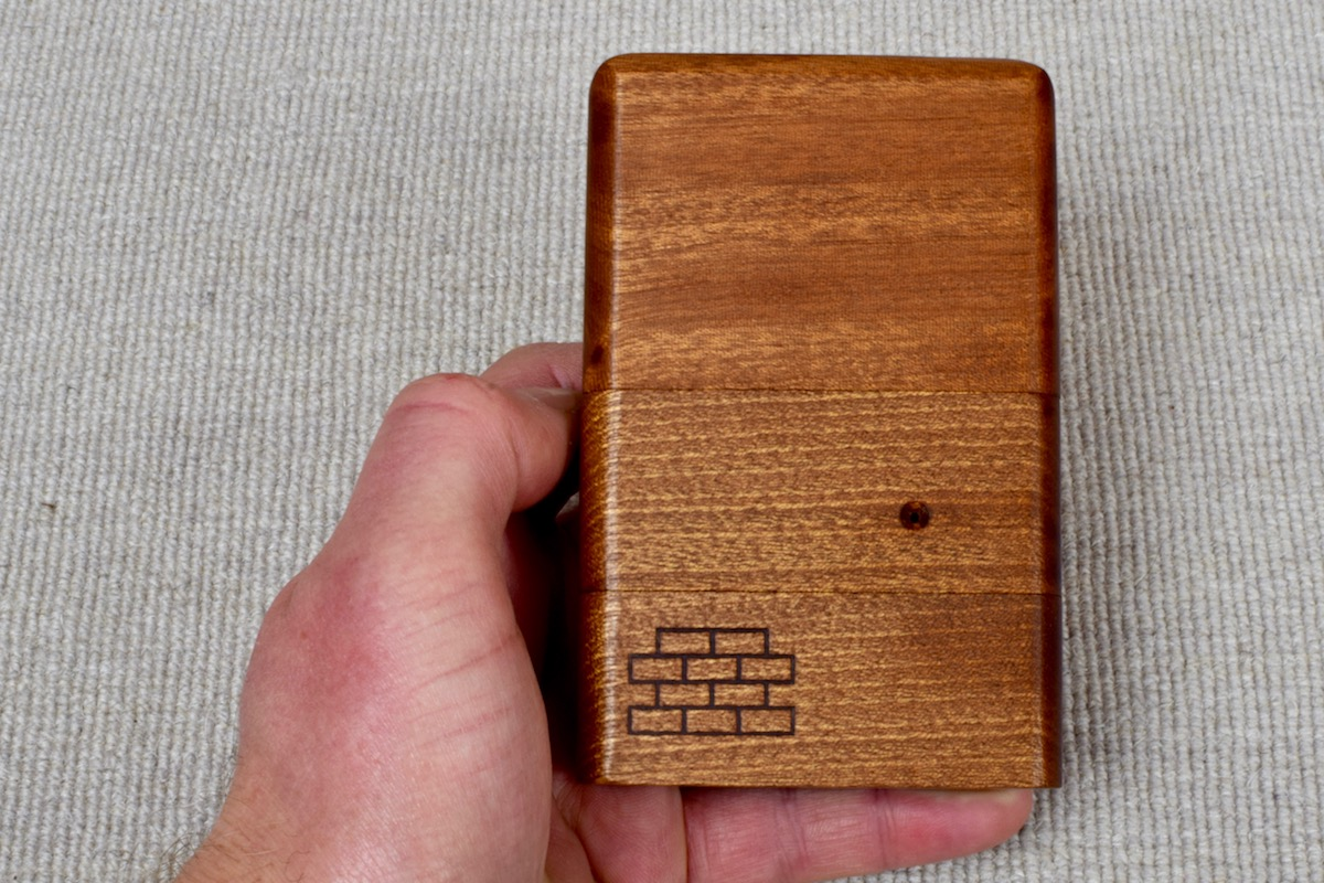Sticky Brick Junior - with all sections in place